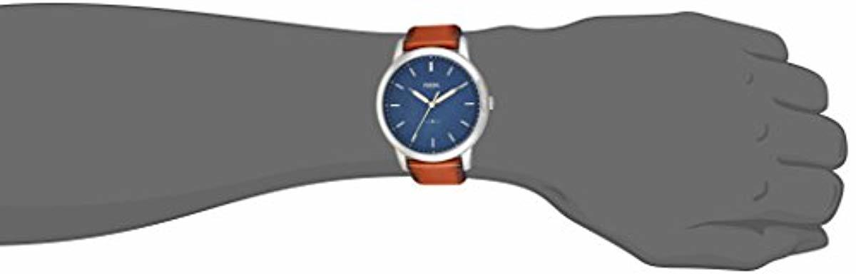 Fossil Mens The Minimalist - FS5304