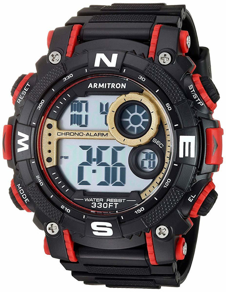 Men's 40/8284 Digital Chronograph Watch