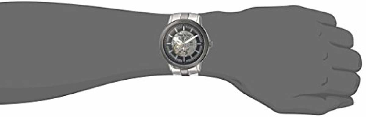 Kenneth Cole New York Men's Automatic Analog Display Japanese Automatic Watch