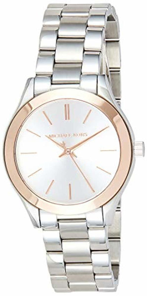 Michael Kors Mini Slim Runway Women's Wrist Watch - 33MM