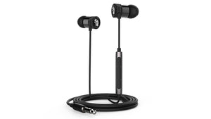 EM205 Earphones with 3.5mm Connection And Mic+Remote