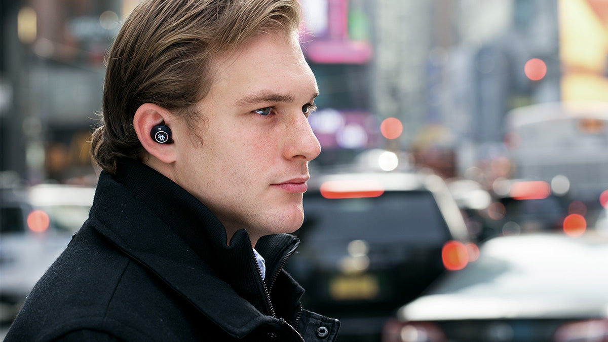TW401 True Wireless Earphones