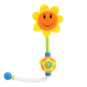 Bath Toys Bath Sunflower