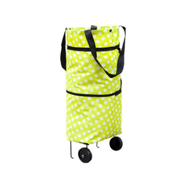 Traval Cart Luggage practical Bag