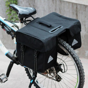 Mountain Bike Rear Rack Bag
