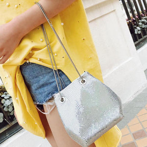 Mini Bucket Totes  Handbags