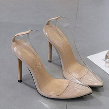 Load image into Gallery viewer, High Heels with Pointed Toe