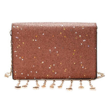 Load image into Gallery viewer, Women Shining Sequins Shoulder Bag