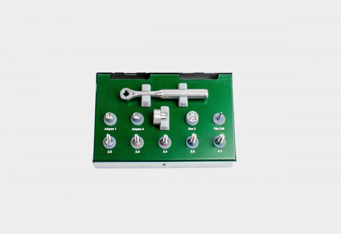 Bone Expander Concave Kit