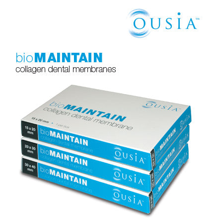 bioMAINTAIN COLLAGEN MEMBRANES 30X40