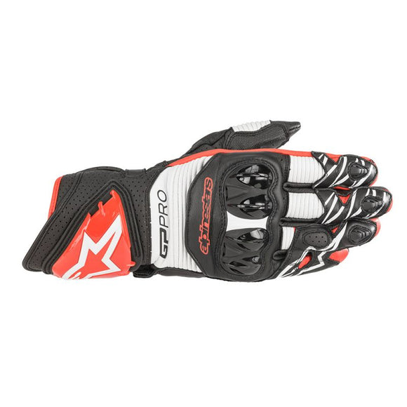 Alpinestars GP Pro R3 Black / Red / White Gloves
