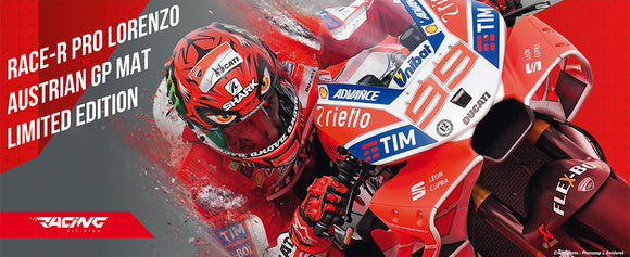 SHARK Race R Pro Replica Lorenzo Diablo Helmet (Limited Edition)