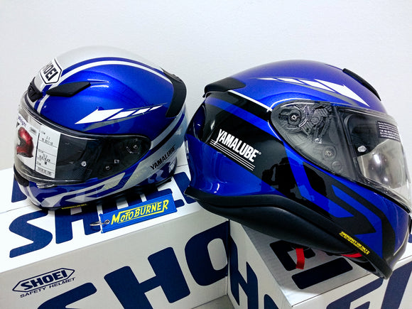 Shoei Z7 Yamaha Racing Exclusive helmet