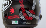 Arai VZ RAM Oriental 2 helmet (Japan version)