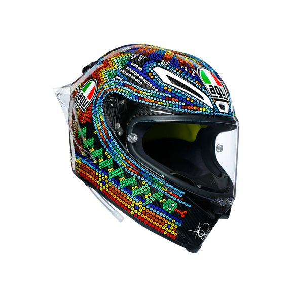 AGV PISTA GP R Rossi Winter Test 2018 (Limited Edition) Helmet