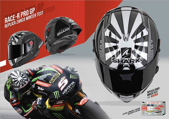 SHARK Race R Pro GP Zarco Helmet (Limited Edition)