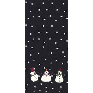 Whimsy Snowmen Towel - Set of 2 by Raghu