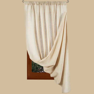 Heirloom Cream Single Drapery Panel 86 inch