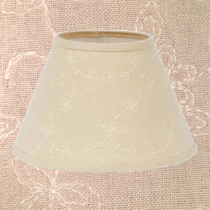 Candlewicking Cream Lampshade