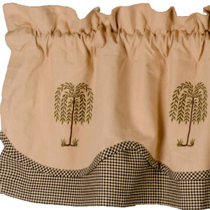 Willow Tree Fairfield Valance