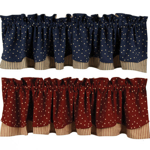 Salem Star Fairfield Valance