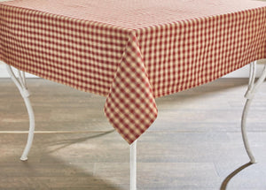 "Town and Country Wine Tablecloth 54"" x 54"""