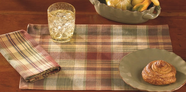 Saffron Placemat (Set of 4) (PKD-600-01)