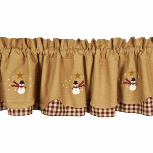 Share The Joy Fairfield Valance - Lined (VFSL0030)