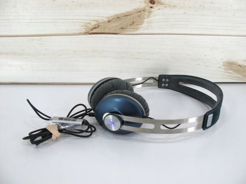 Sennheiser Momentum On Ear Headphones Blue - Zeereez