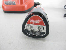 Load image into Gallery viewer, Milwaukee 48-59-2401 12V Li-Ion Tool Charger & 48-11-2401 12V Battery - Zeereez