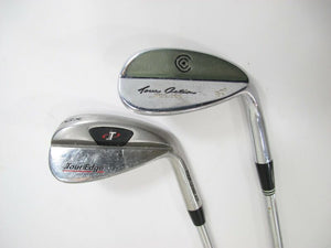 Cleveland 588 60 Deg Tour Action Wedge & Tour Grind 431 TGS 52 - Zeereez