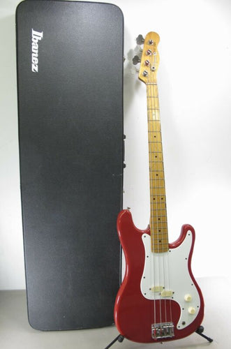 Fender Bullet Bass Deluxe Early 1980s Solid Body Bass Guitar Made in USA P-34 - Zeereez