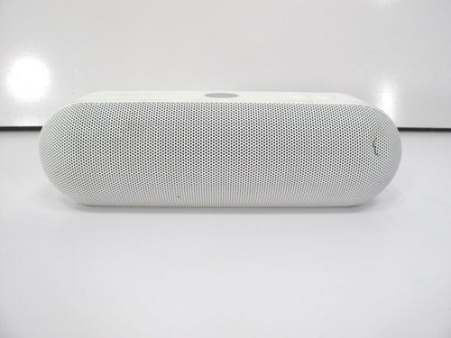 Beats By Dr. Dre Beats Pill+ Plus A1680 Bluetooth Portable Speaker White - Zeereez