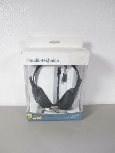Audio-Technica ATH-M2X Mid-size Open-back Dynamic Stereo Headphones with Cable - Zeereez