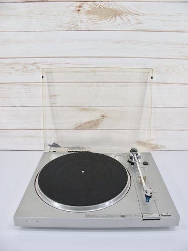 Sony PS-LX2 Direct Drive Turntable Record Player w/ Empire OP 120 Cartridge