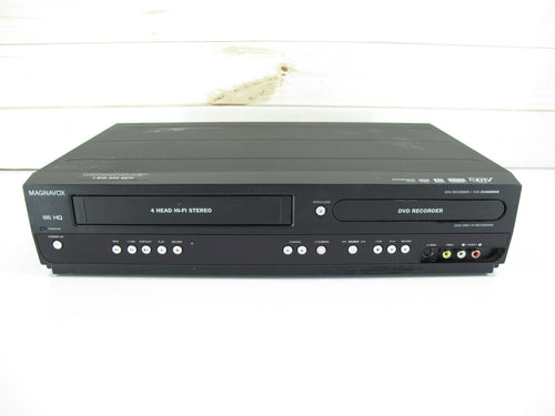 Magnavox ZV450MW8 DVD Recorder and VCR Combo with Digital Tuner