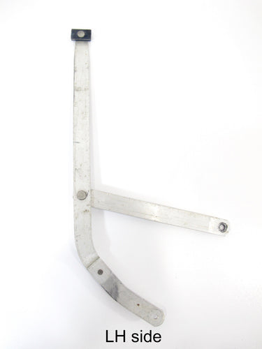 Airstream Flat Bar Style Aluminum Window Lever Adjustment Arm for Mid 70s+ Trailers