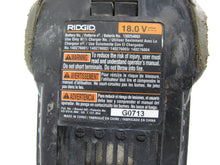 Load image into Gallery viewer, Ridgid 130254003 18-Volt NiCad MAX OEM Power Tool Replacement Battery