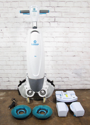 Tennant iMop XL Walk Behind Compact Commercial Floor Scrubber