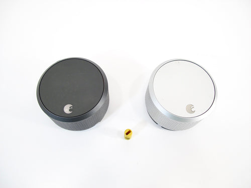 August ASL-02 2nd Generation HomeKit Enabled Smart Lock Pair for Parts Non-Working