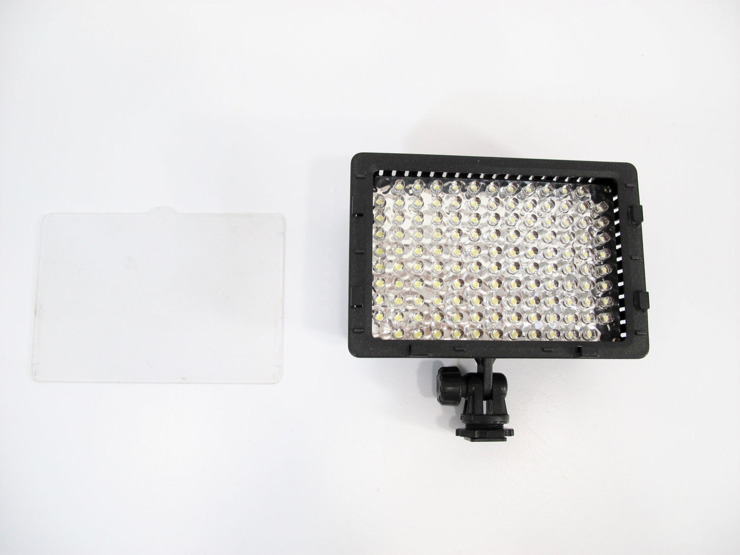 Neewer CN-126 On Camera Dimmable 126 LED Light Attachment with Diffuser
