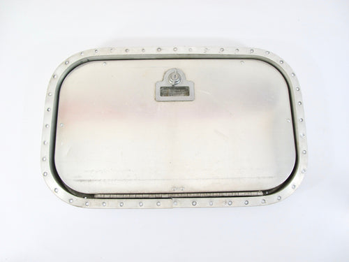 Airstream Access Storage Door Hatch for 1969+ Trailers 20 x 11-1/2