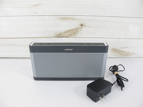 Bose SoundLink III Portable Wireless Bluetooth Speaker System