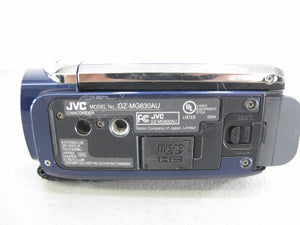 JVC Everio GZ-MG630 60GB Standard Definition Video Camera Camcorder