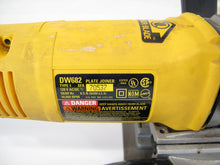 Load image into Gallery viewer, Dewalt DW682K 6.5 Amp Heavy Duty Plate Biscuit Joiner