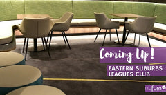 Eastern Suburbs Leagues Club Colourful Refurbishment!