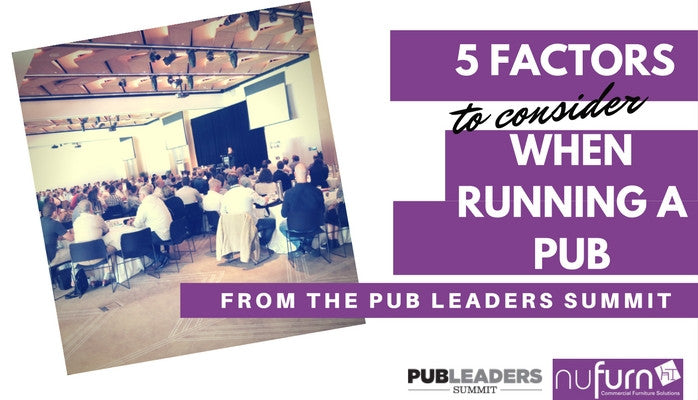 5 Factors to Consider When Running a Pub