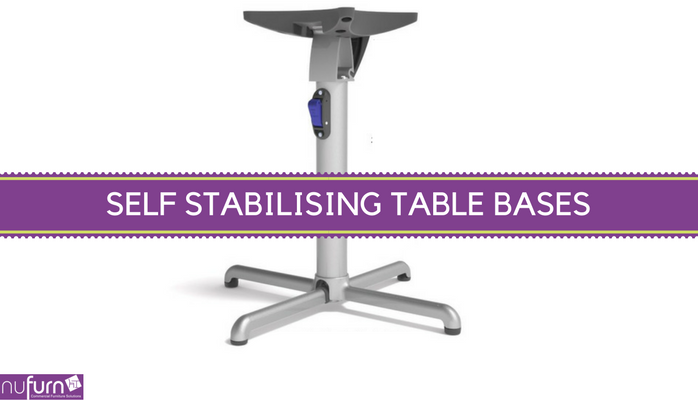 Self Stabilising Table Bases