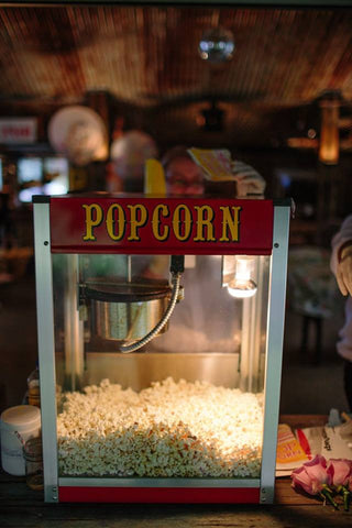 popcorn hire - the golden dandelion