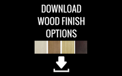 wood finish options - fameg